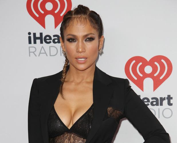 Jennifer Lopez at the iHeartRadio's Music Festival, Las Vegas, America - 19 Sep 2015