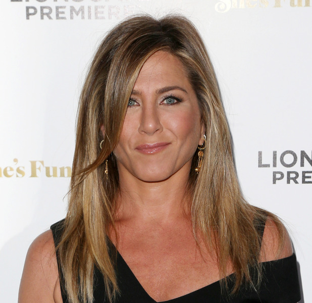 Jennifer Aniston at She's Funny That Way Premiere, 15th October 2015