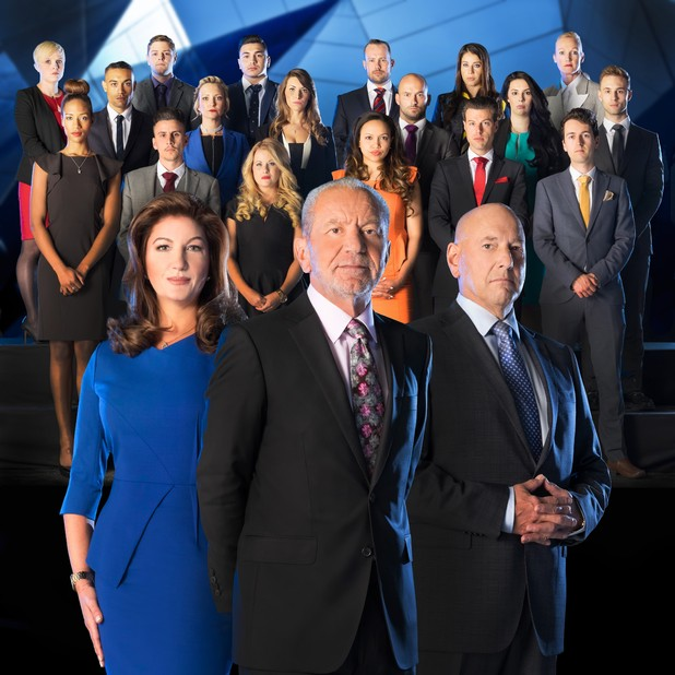 The Apprentice, Lord Sugar, Karren Brady, Claude Littner, Wed 14 Oct