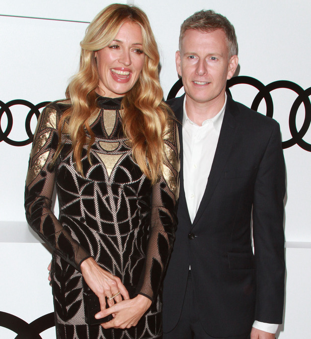 Patrick Kielty and Cat Deeley, Audi Celebrates Emmys Week 2015 held at Cecconi's in West Hollywood 18 September