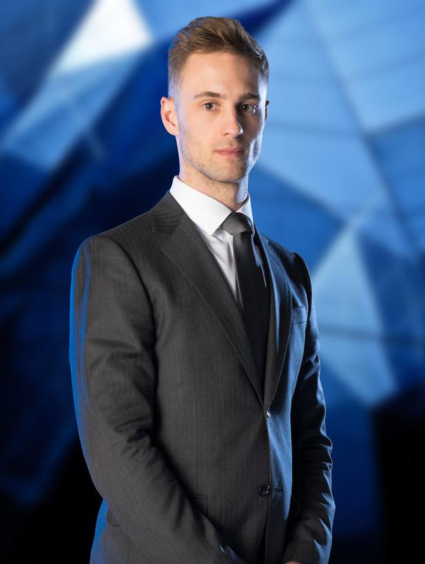 The Apprentice 2015 Sam Curry