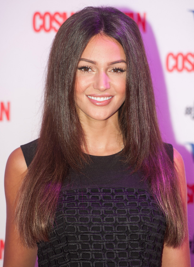 Michelle Keegan at Cosmopolitan FashFest at the Battersea Evolution - 17 September 2015.