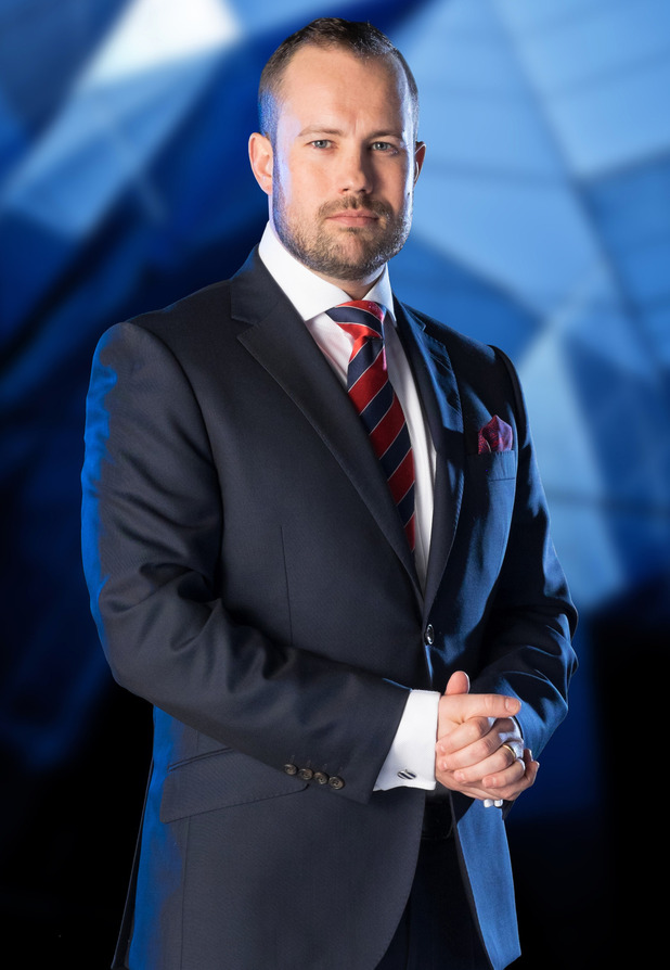 The Apprentice 2015 Richard Woods