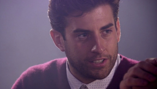 Arg talks to the boys in TOWIE Aired 14 Oct 2015