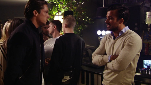 TOWIE episode aired 14 Oct: Lewis and Michael row