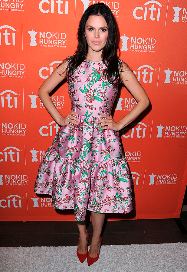 Rachel Bilson arrives at the No Kid Hungry Benefit Dinner at Four Seasons Hotel Los Angeles at Beverly Hills on October 14, 2015 in Los Angeles, California. (Photo by Steve Granitz/WireImage)