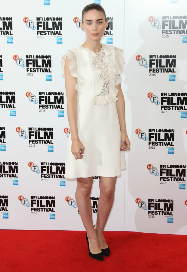 BFI London Film Festival - 'Carol' Photocall held at the Soho Hotel - Arrivals Rooney Mara