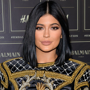 Kylie Jenner attends the Balmain X H&M Party in New York, 21st October 2015