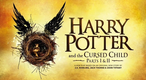 Harry Potter and The Cursed Child 23 October
