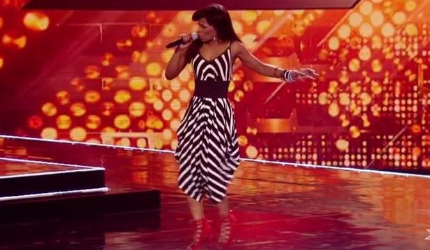 Bupsi Brown, Six Chair Challenge, X Factor