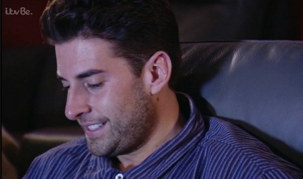 James 'Arg' Argent - TOWIE. Episode aired: 21 October 2015.