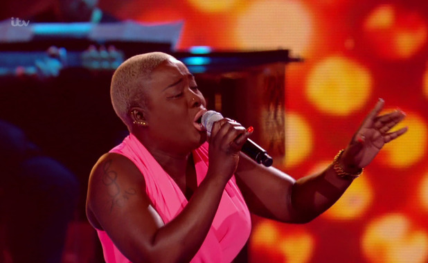 Jennifer Phillips, Six Chair Challenge, X Factor 18 October