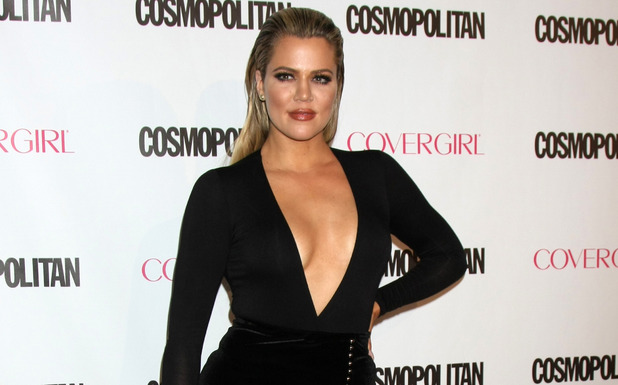 Khloe Kardashian attends Cosmopolitan Magazine's 50th Anniversary Party, 13 October