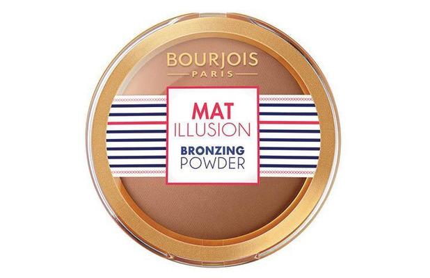 Bourjois Matt Illusion Bronze Powder £7.99, 23rd October 2015