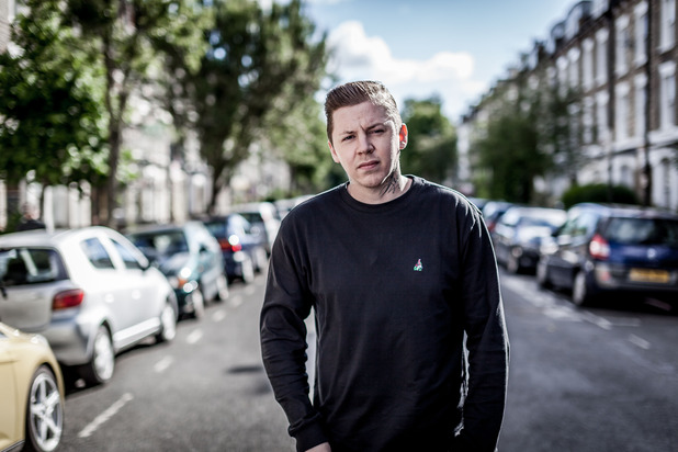 Professor Green: Suicide and Me, BBC3, Tue 27 Oct