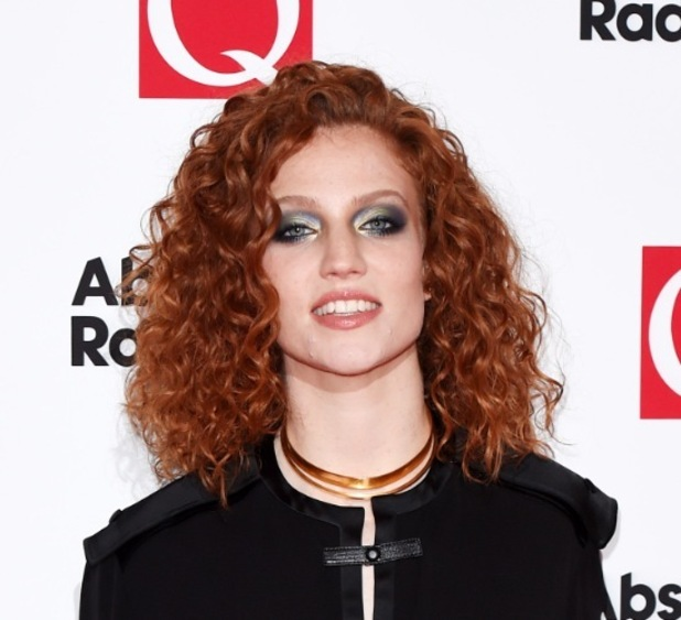 Jess Glynne arrives at the Q Awards, Grosvenor House, London, Britain - 19 Oct 2015