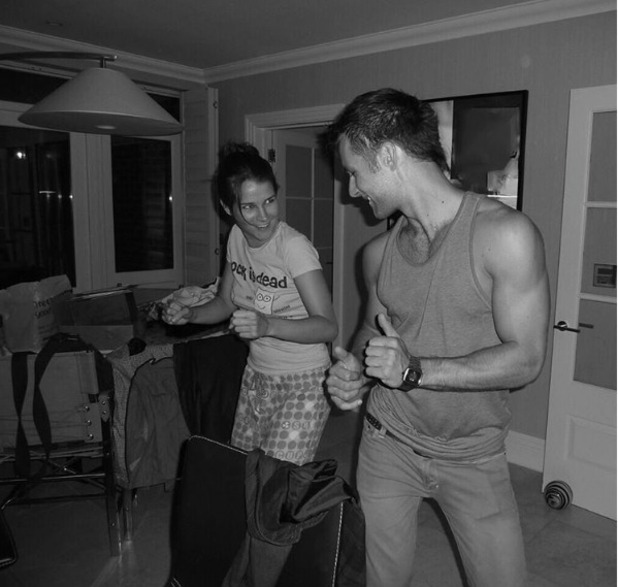 Harry Judd shares flashback photo with wife Izzy on 10 year anniversary, October 2015