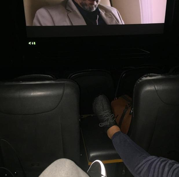 Lauren Goodger's cinema date with Jake McLean after break 21 October