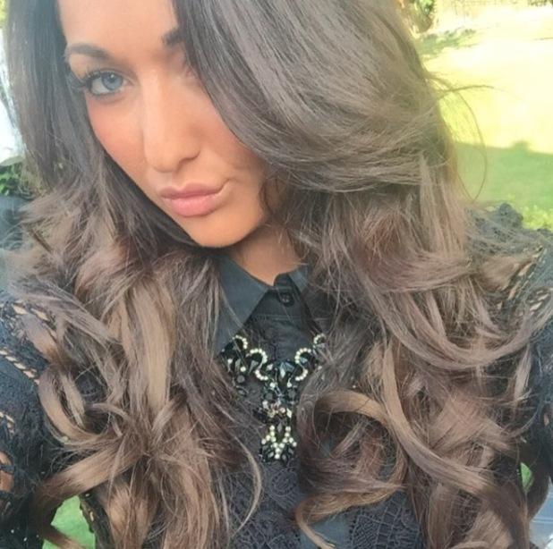 Life on Marbs' Jordan Sargeant shares tousled hair selfie on Instagram, 19th October 2015