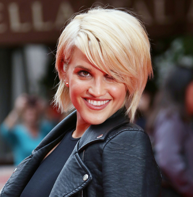 Ashley Roberts, The Bad Education Movie premiere held at the Vue cinema - Arrivals, 20 August 2015