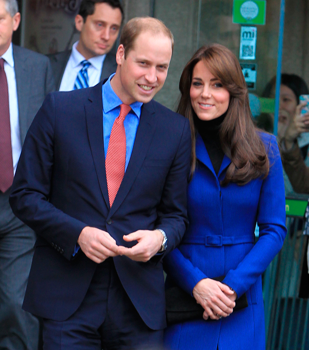 The Duke and Duchess of Cambridge, also known as The Earl and Countess of Strathearn in Scotland, make their first official visit to Dundee with a full day of engagements. Departing Dundee Repertory Theatre