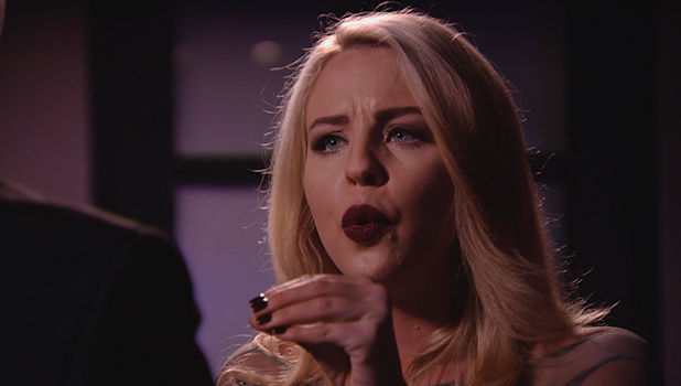 TOWIE episode to air 25 October 2015 Arg and Lydia talk
