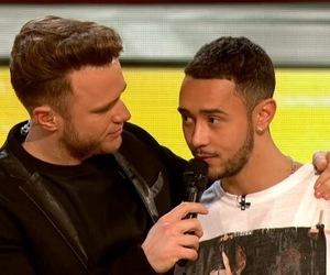 Mason Noise apologises to Cheryl Fernandez-Versini live on air, The X Factor 25 October