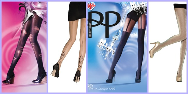 Pretty Polly Halloween suggestions