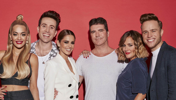 The X Factor, live shows, Sat 31 Oct