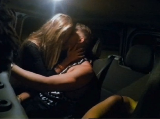 Charlotte Crosby kisses Scotty T? Geordie Shore, Series 11, Episode 2 26 October
