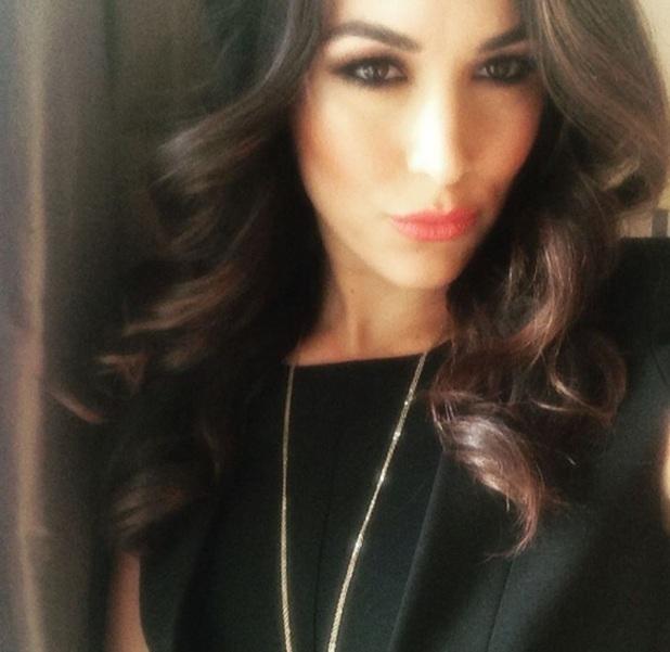 Brie Bella selfie, Instagram 14 October