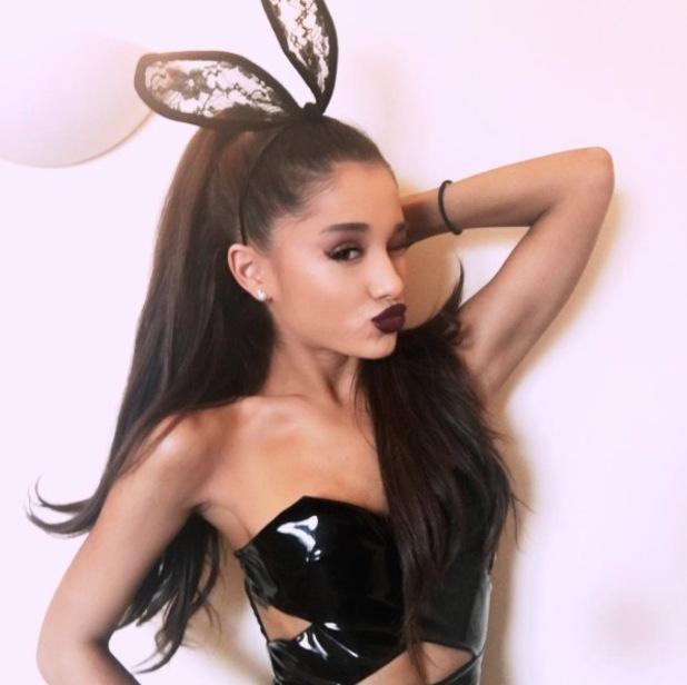 Ariana Grande stars in M.A.C's latest Viva Glam lipstick campaign, 28th October 2015