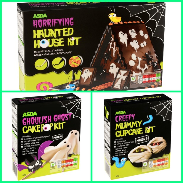 Asda Halloween Treats