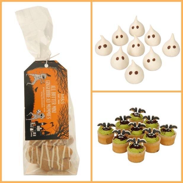 M&S Halloween Treats