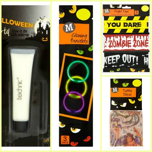 Morrisons Halloween decorations