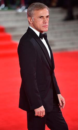 James Bond Spectre World Premiere held at Royal Albert Hall Christoph Waltz
