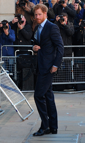 Prince William, Duke of Cambridge, Catherine, Duchess of Cambridge and Prince Harry visit BAFTA