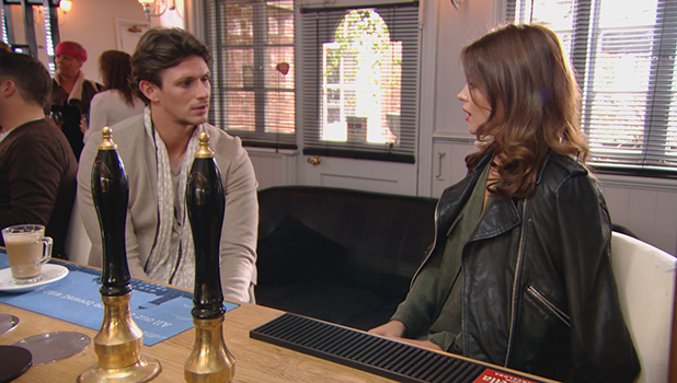 TOWIE episode to air 28 Oct 2015 Chloe and Jake meet up