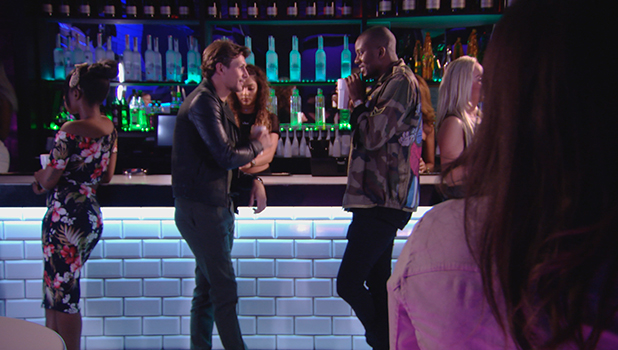 TOWIE episode to air 28 Oct 2015 Jake and Vas discuss who is the most hated