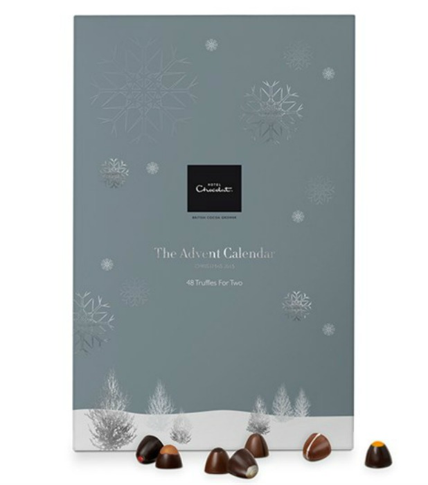 Hotel Chocolat Advent Calendar 2015