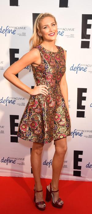 MIC's Stephanie Pratt Attends E Host Announcement Party in London, 3rd November 2015