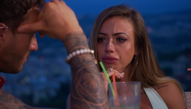 Kyle Christie splits with Holly Hagan, Geordie Shore Series 11, Episode 4 10 November