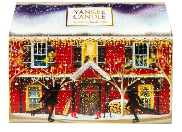 Yankee Candle Advent Calendar House