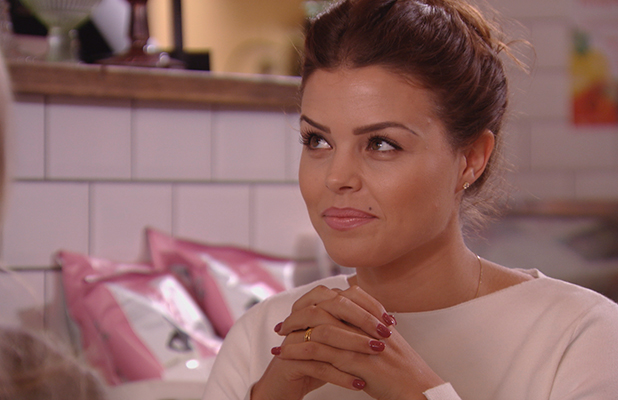 TOWIE episode to air 8 November 2015 Chloe Lewis and Ferne could be feuding again