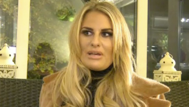 TOWIE's Danielle Armstrong talks to official website, 4 Nov 2015