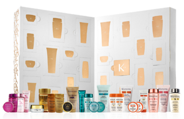 Kerastase Advent Calendar, 2015