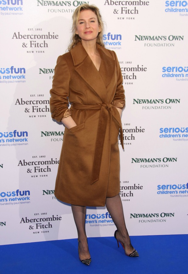 The SeriousFun Gala 2015 held at the Roundhouse Renee Zellweger
