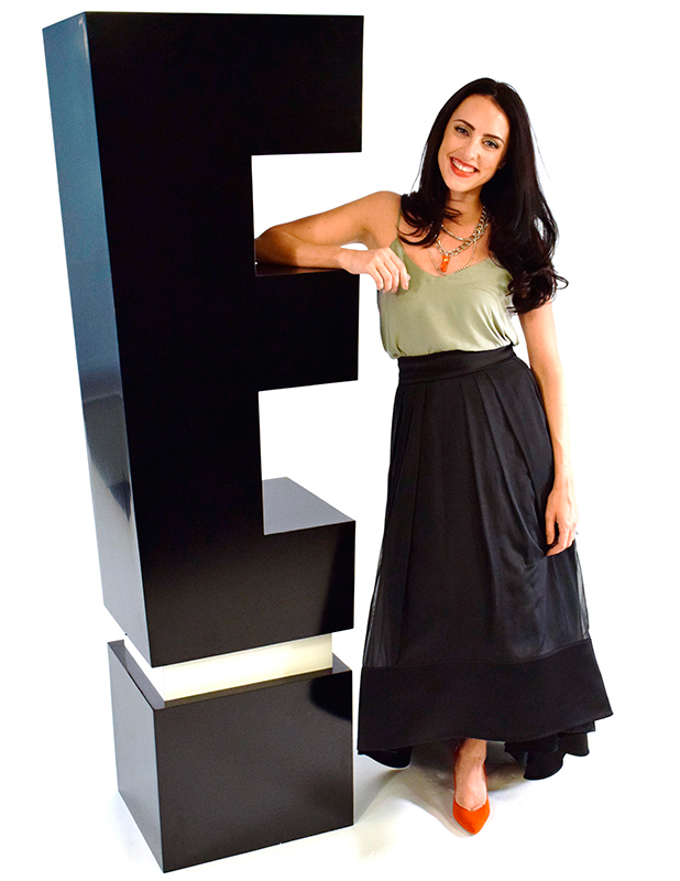 Sabrina Chakici, from Lincolnshire, has been chosen as the UK and Ireland's very first E! Host.