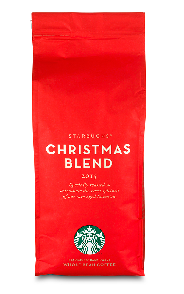 Starbucks Christmas Blend