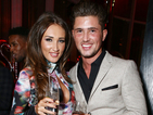 Ex On The Beach stars Megan McKenna and Jordan Davies clash on Twitter over split
